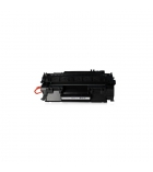 Cartouche laser noire compatible pour HP 2100 pages - QI-05SC - CE505A