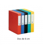 Boîte de classement EXACOMPTA Exabox - dos 6 cm