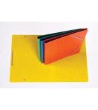 Chemise carte à élastiques dos 1,5 cm - 24 x 32 cm