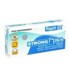 Boîte de 5000 agrafes RAPID - 26/6 strong