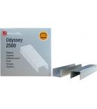 Boîte de 2500 agrafes REXEL - Odyssey