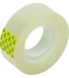 Rouleau adhésif transparent - 19 mm x 33 m - sachet