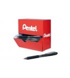 Boîte de 36 stylos bille + 12 gratuits PENTEL - noir