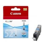 Cartouche d'impression jet d'encre cyan CANON 450 pages - CLi521C