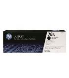 Cartouche d'impression laser HP toner noir 2100 pages - CE278A - 78A