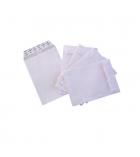Boît de 500 pochettes auto-adhésives velin blanc - 162 x 229 mm - sans fenêtre - 90 g