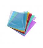 Boîte de 100 pochettes coin polypro - incolore