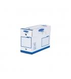 Lot de 20 boîtes archive FELLOWES Heavy Duty Bankers Box dos 10 cm