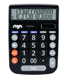 Calculatrice de bureau grand écran LCD - 12 chiffres
