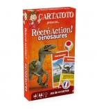Jeu apprentissage Cartatoto RécréAction : dinosaures - dès 7 ans