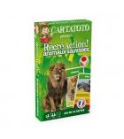 Jeu apprentissage Cartatoto RécréAction : animaux sauvages - dès 7 ans