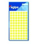 Etui de 462 pastilles adhésives APLI - Ø 8 mm