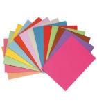 Paquet de 250 sous-chemises EXACOMPTA Bengali - 60 g -  teinte pastel