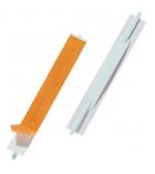 Boîte de 100 attaches à lamelles auto-adhésives DURABLE - Flexifix