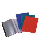Protège-documents polypro - 80 pochettes/160 vues