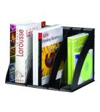 Jeu de 6 serre-livres verticaliseur modulaire CEP - Confort