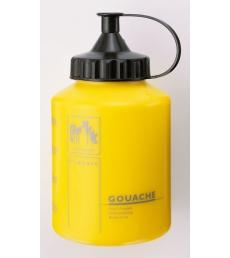 Flacon de peinture acrylique LEFRANC & BOURGEOIS 500 ml - couleurs primaires