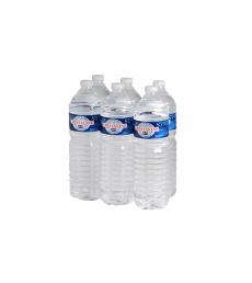 Pack de 6 bouteilles d'eau CRISTALINE - 1,5L