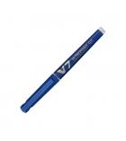 Roller rechargeable PILOT - V7 - BeGreen - pointe métal - 0,50 mm