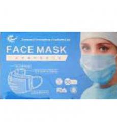 Boite 50 masques 3 plis type 1