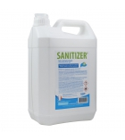 Gel hydroalcoolique virucide SANITIZER- bidon 5L
