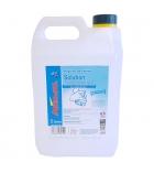 Bidon de solution hydroalcoolique biocide - 5 litres