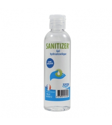 Flacon de gel hydroalcoolique virucide SANITIZER 500 ml