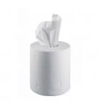 Carton de 6 rouleaux d'essuie-mains - Ecolabel - 450 formats - 2 plis pure ouate - 20x24cm