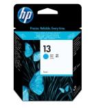 Cartouche d'impression jet d'encre - HP - encre bleue - C4815AE