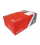 Boîte postale taille L - GPV - rouge et grise - 40 x 26 x 14,5 cm