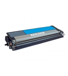 Cartouche d'impression laser - compatible recyclée pour Brother - toner bleu - 1500 pages - TN-320C