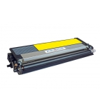 Cartouche d'impression laser - compatible recyclée pour Brother - toner jaune - 1500 pages - TN-320Y