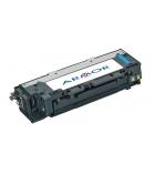 Cartouche d'impression laser - compatible recyclée pour HP - toner bleu - 6000 pages - Q2681A