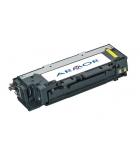 Cartouche d'impression laser - compatible recyclée pour HP - toner jaune - 6000 pages - Q2682A