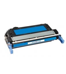 Cartouche d'impression laser - compatible recyclée pour HP - toner bleu - 10000 pages - Q5951A