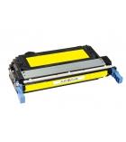 Cartouche d'impression laser - compatible recyclée pour HP - toner jaune - 10000 pages - Q5952A