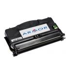 Cartouche d'impression laser - compatible recyclée pour Lexmark - toner noir - 2000 pages - 12036SE