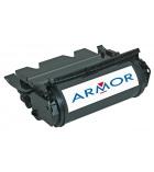 Cartouche d'impression laser - compatible recyclée pour Lexmark - toner noir - 21000 pages - 12A7362