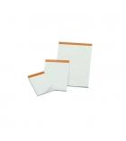 Bloc sans couverture - 100 feuilles - A6 - 105  x 148 mm