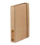 Boîte rigide Touareg - ELBA - 24 x 32cm - dos 5 cm