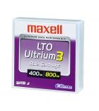 Cartouche data tape LTO3 - MAXELL - 400/800 Go