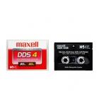 Cartouche data tape DDS4 - MAXELL - 20/40 Go - 150 mètres