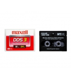 Cartouche data tape 4 mm type DDS3 - MAXELL - 12/24 Go