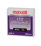 Cartouche LTO4 - MAXELL - 800Go/1,6 To