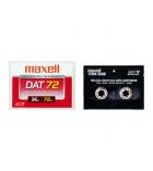 Cartouche data tape DAT72 - MAXELL - 36/72 Go - DDS5