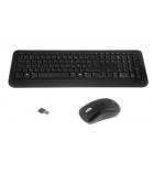 Clavier + souris sans fil - MICROSOFT - Desktop 800