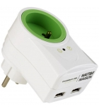 Prise chargeur double USB