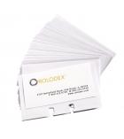 Recharge de 40 pochettes pour cartes de visite - ROLODEX
