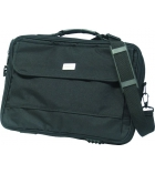 """Sac multifonctions 1 compartiment polyester 15"""" - noir"""