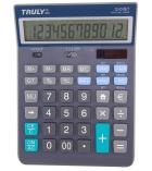 Calculatrice de bureau TRULY CT910 - 12 chiffres